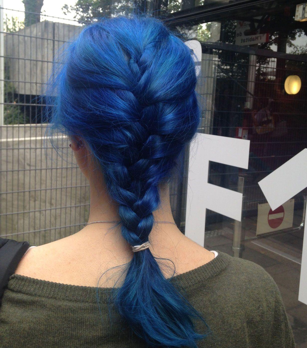 Blue Hair Dyes By Brand Hair Colors Ideas Dyed Hair Blue Blue Hair Hair