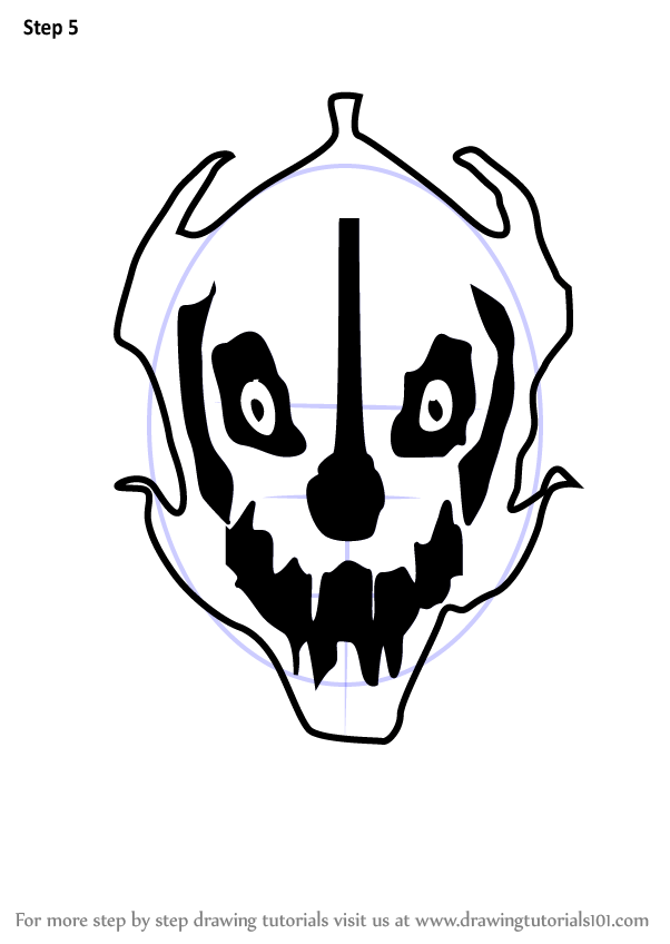 To Draw Gaster Blaster From Undertale Gaster Blaster Undertale Gaster Blaster Undertale Gaster