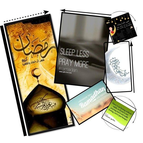 """Ramadhan Mabruk. ."" by lailiyanr on Polyvore"