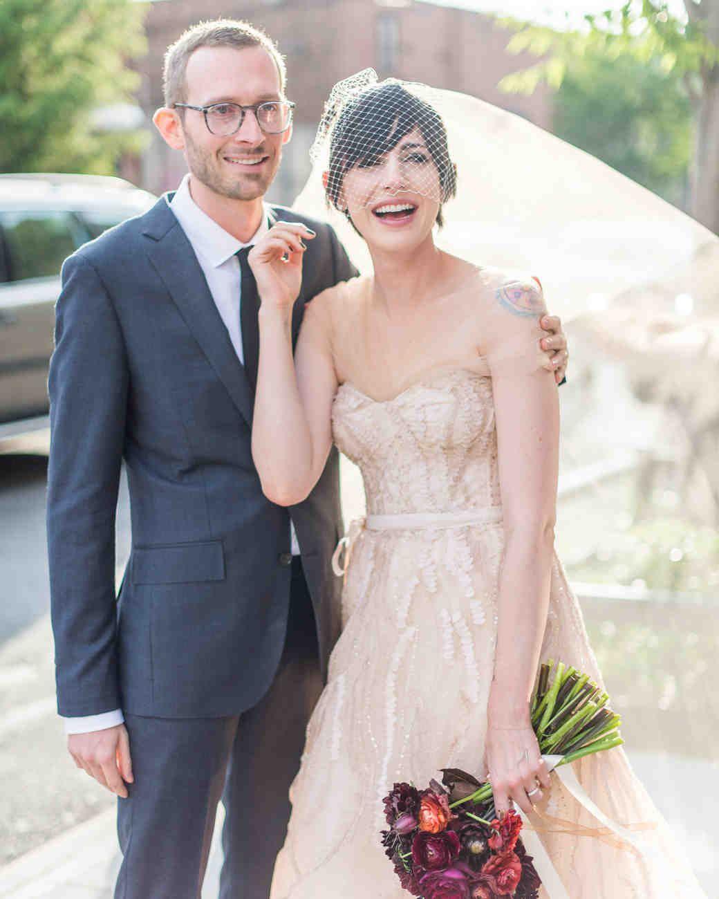 Caitlin And Michael S Wythe Hotel Wedding In Brooklyn Short