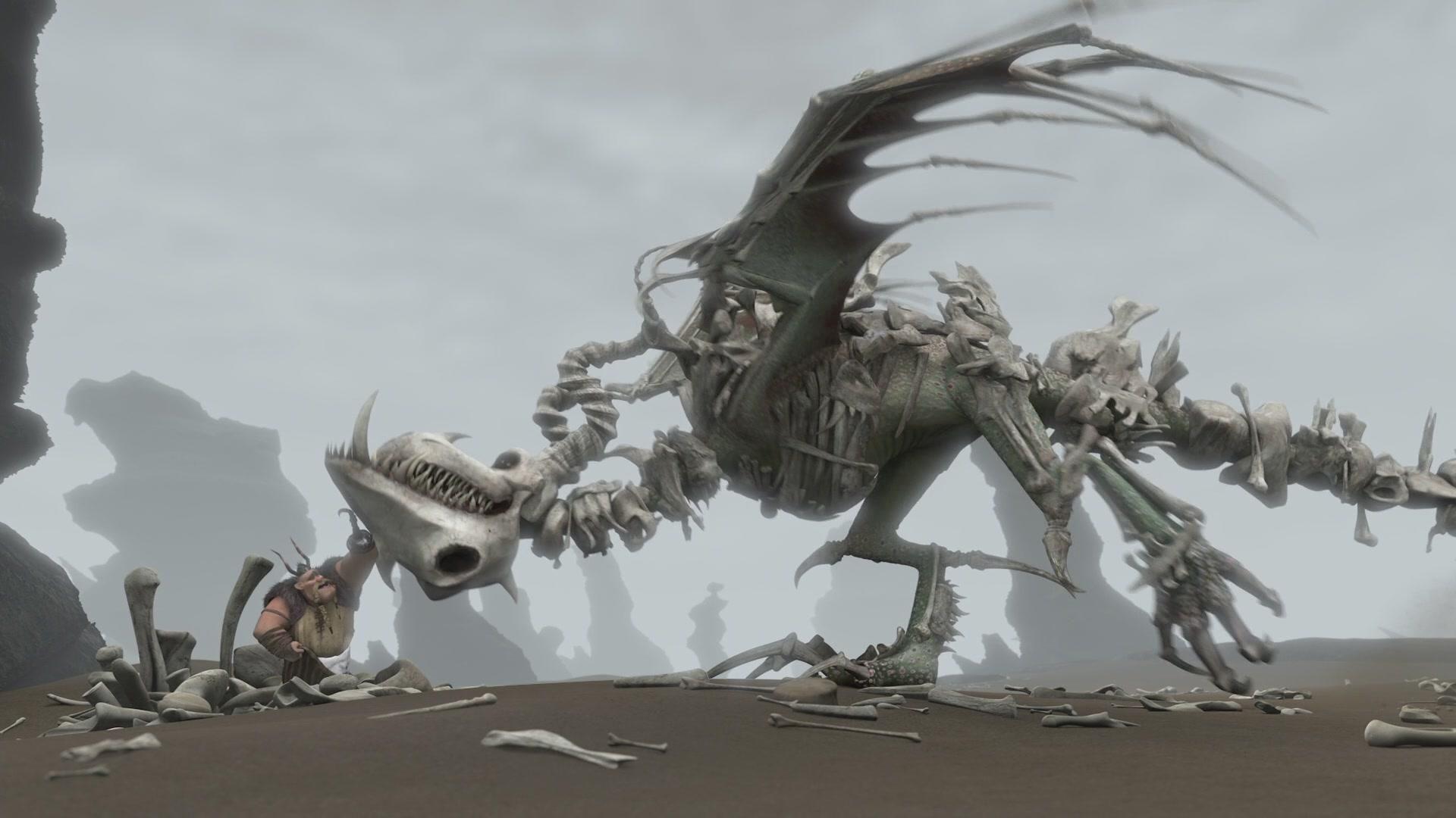boneknapper dragon toys   о Костяном драконе / Legend of ...