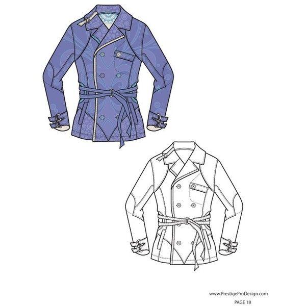 Flat Fashion Sketches, Fashion Design Templates, Fashion Drawings ...