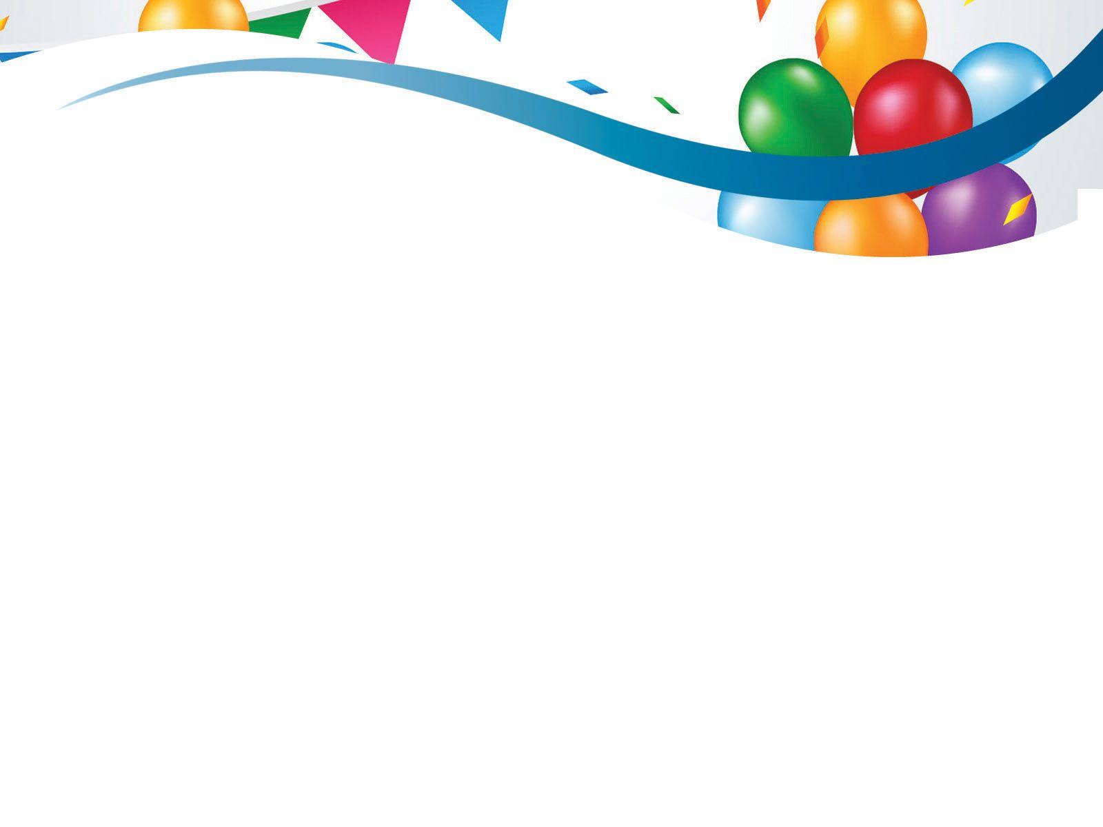 Birthday Balloons Backgrounds Birthday Balloons Balloon