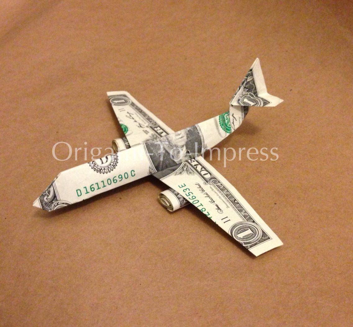 Boeing 747 money origami dollar bill art money orgami boeing 747 money origami dollar bill art jeuxipadfo Image collections
