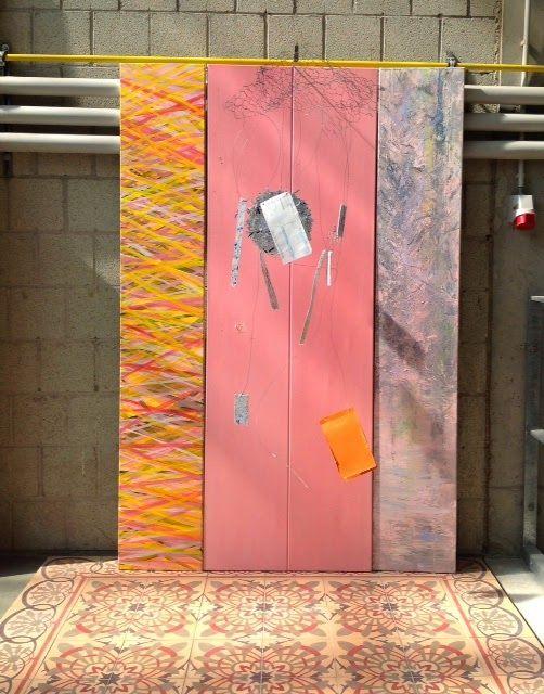 Unsere #Vernissage mit Strukturbildern der Künstlerin Astrid #Kruis beginnt am Dienstag, den 23. 9. 2014 um 17.30 Uhr. Bis 21 Uhr sind Sie sehr herzlich dazu eingeladen.  Ort: Mosáico #Zementfliesen, Dillenburger Str. 97a, 51105 #Köln  Foto/Copyright: Astrid Kruis