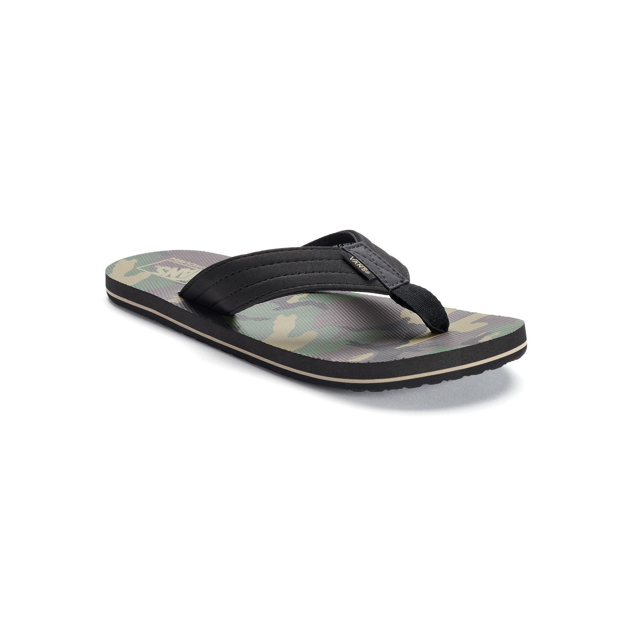 dfe12a8fdb Vans Indio Checker Men s Sandals