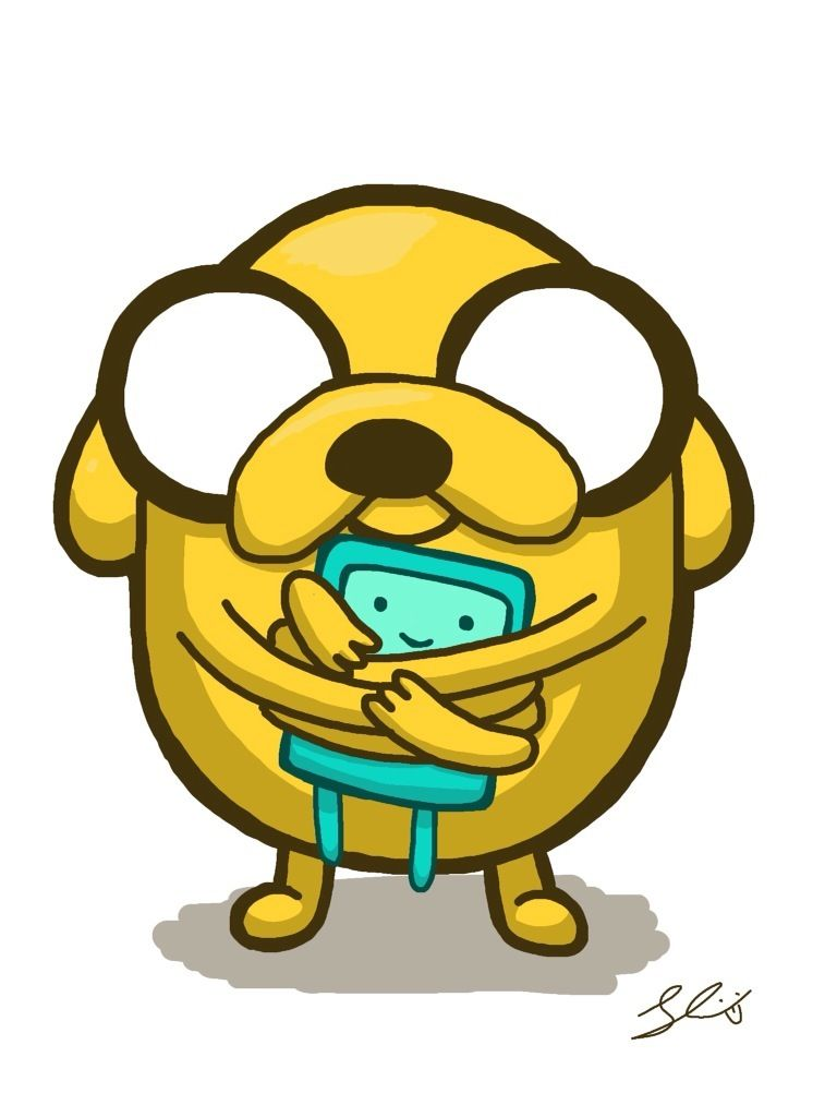 Jake And Bmo By Grizlyjerr On Deviantart Adventure Time Anime Adventure Time Characters Adventure Time Wallpaper