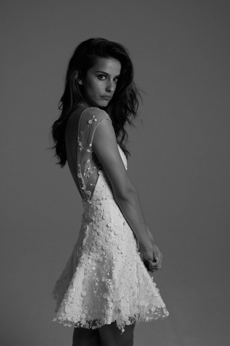 Short wedding dresses for older brides  Products Archive  Rime Arodaky  Wedding  Pinterest  Rime arodaky