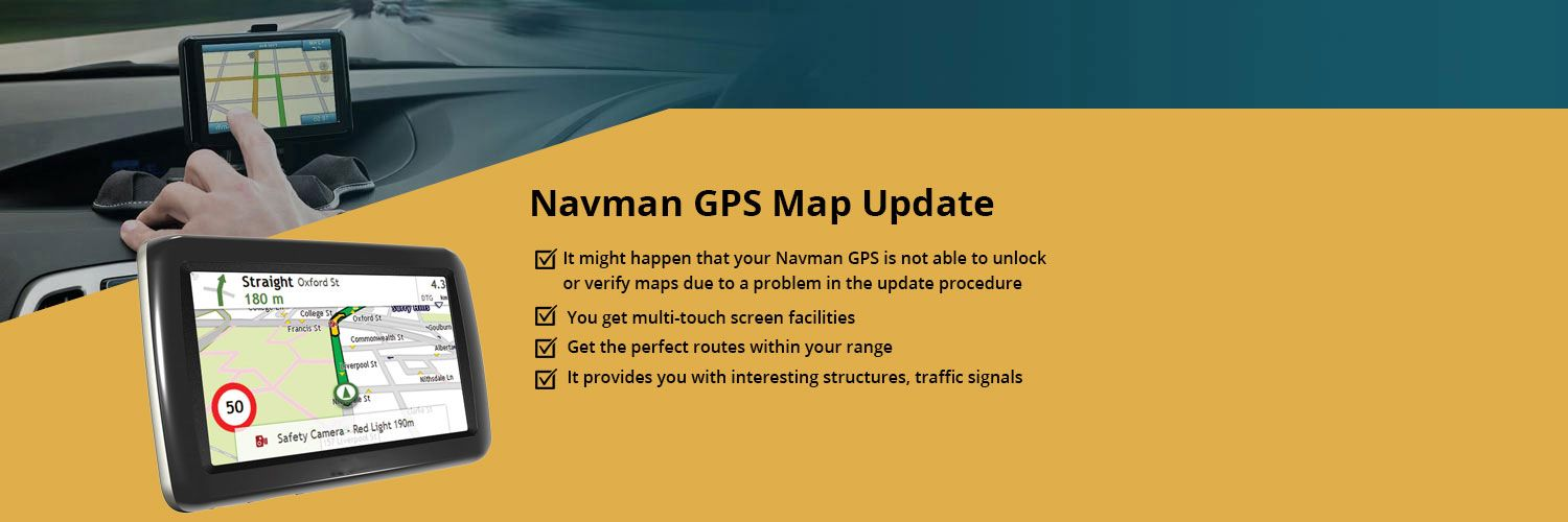 Our Navman support team may quickly be accessed on the