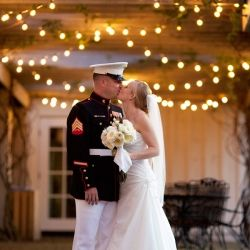 Marine Weddings galore! I am in heaven this will be me as soon enough<3