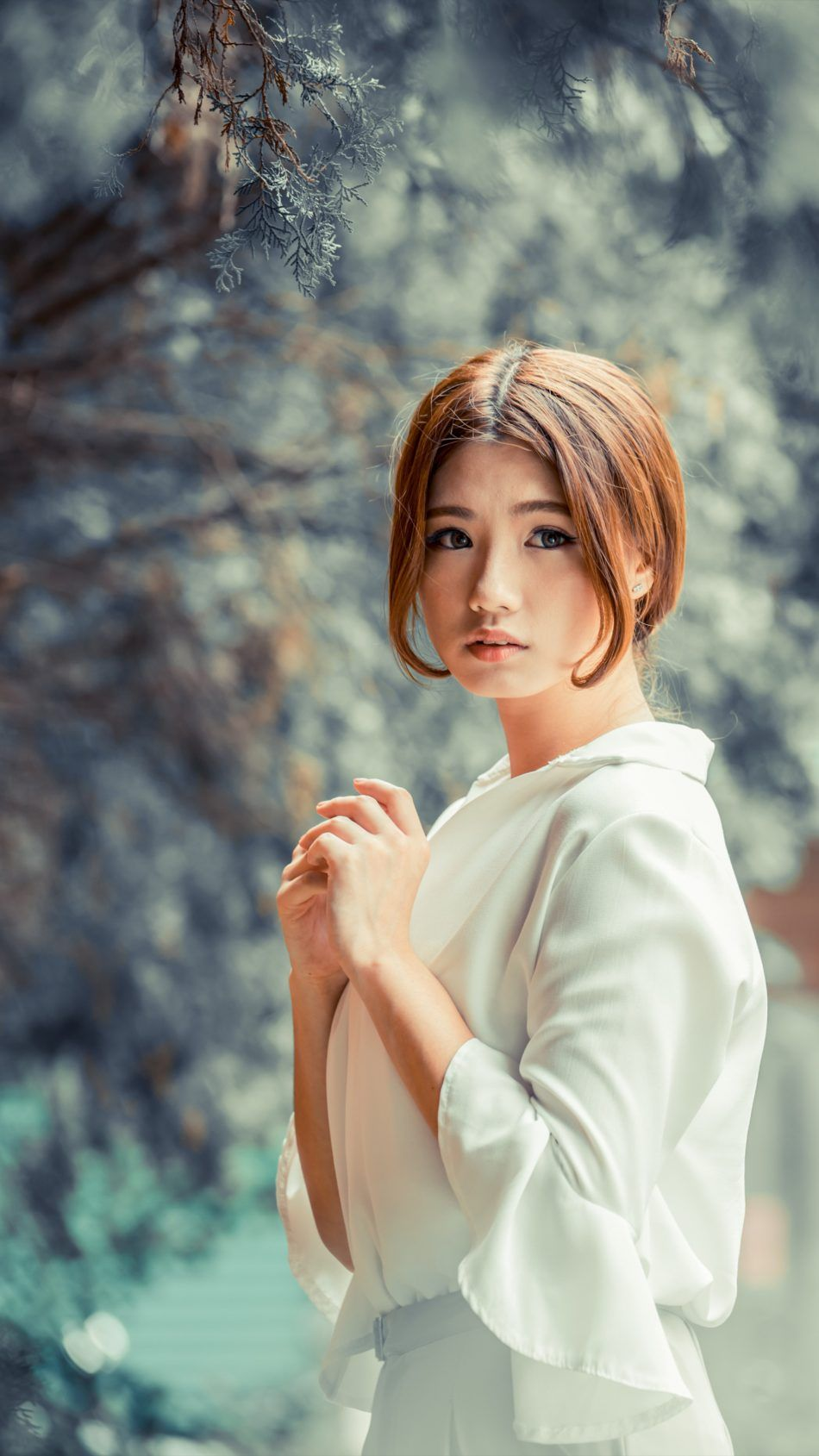 Pin On Asian Beauty Wallpapers