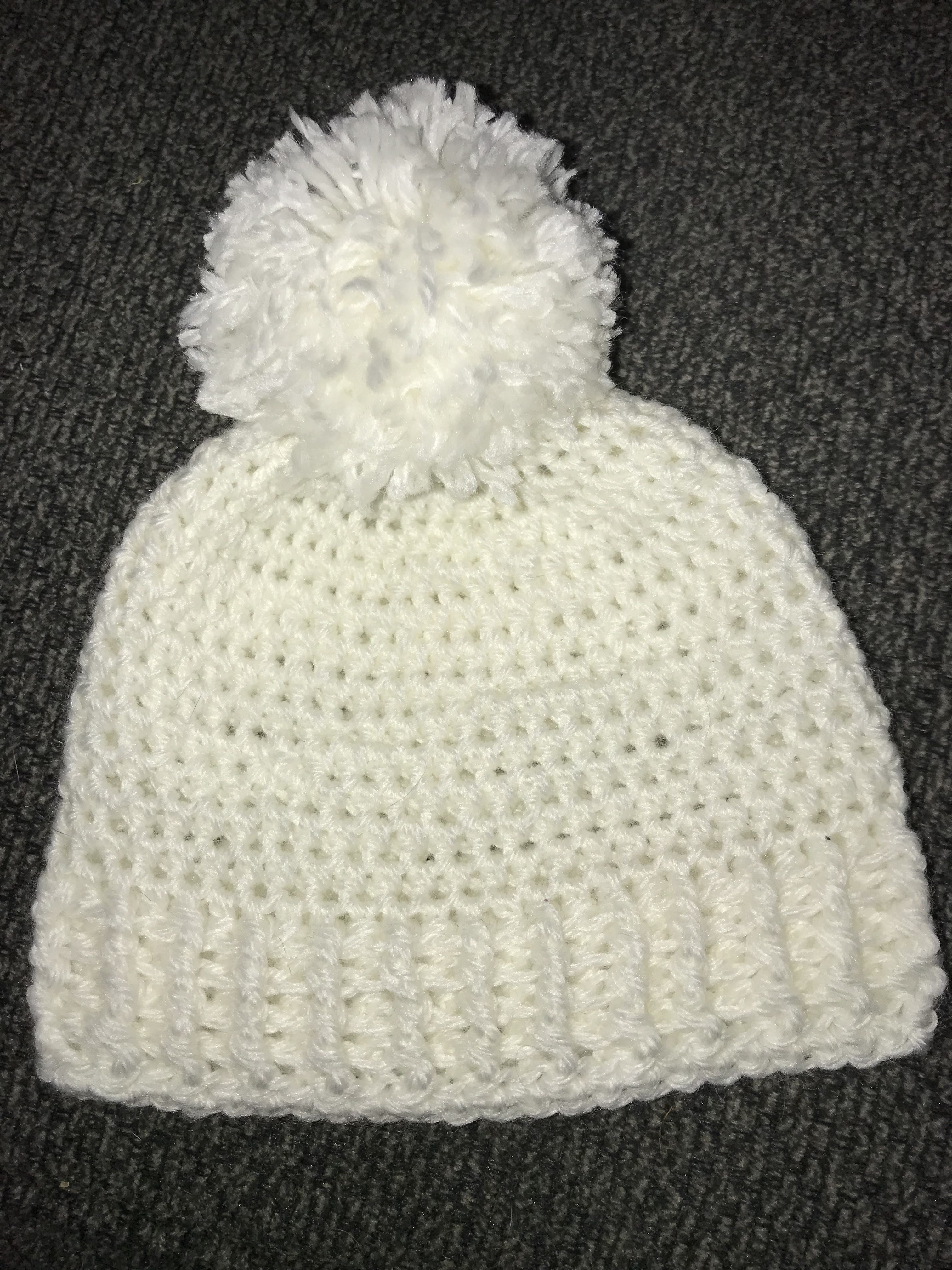 6-9 Month Crochet Hat   Hats   Pinterest   Croché, Ganchillo y Tejidos