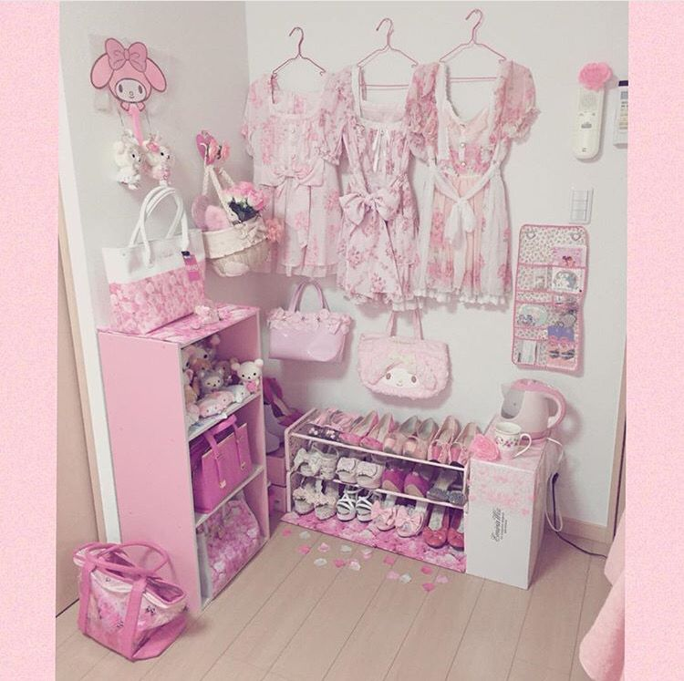 Pink Room, Kawaii Room