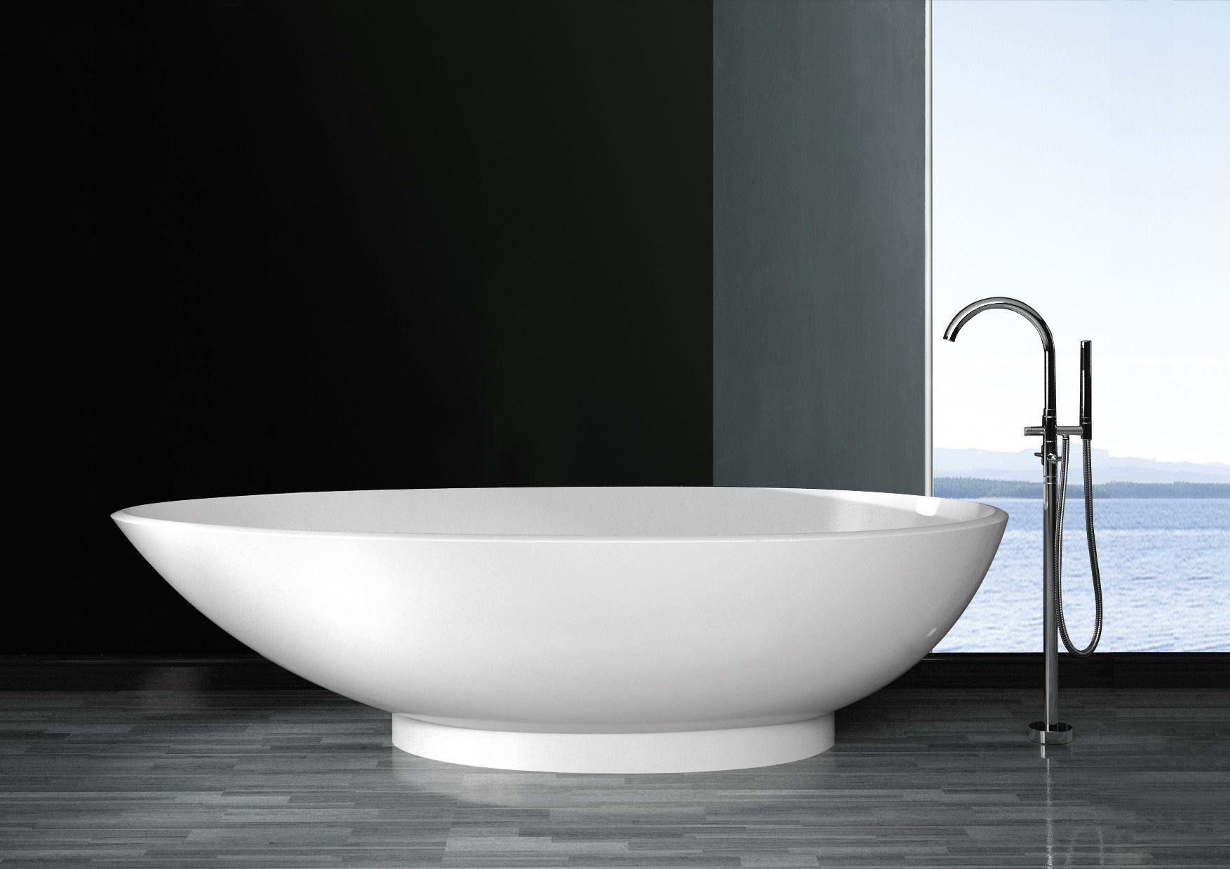 Forenza Luxury Modern Bathtub 70.5