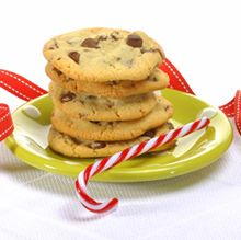 Chocolate Chip Cookies: Uses 1001 Cookie Starter Mix, pinned to my Gift Mixes board