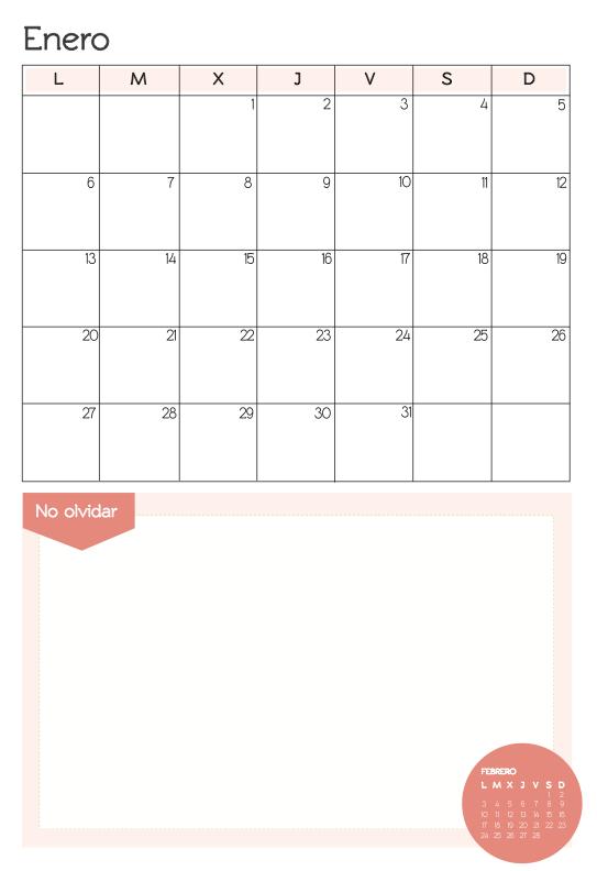 Mes de Enero 2014 para imprimir | Pinterest | Colorear, Citas ...