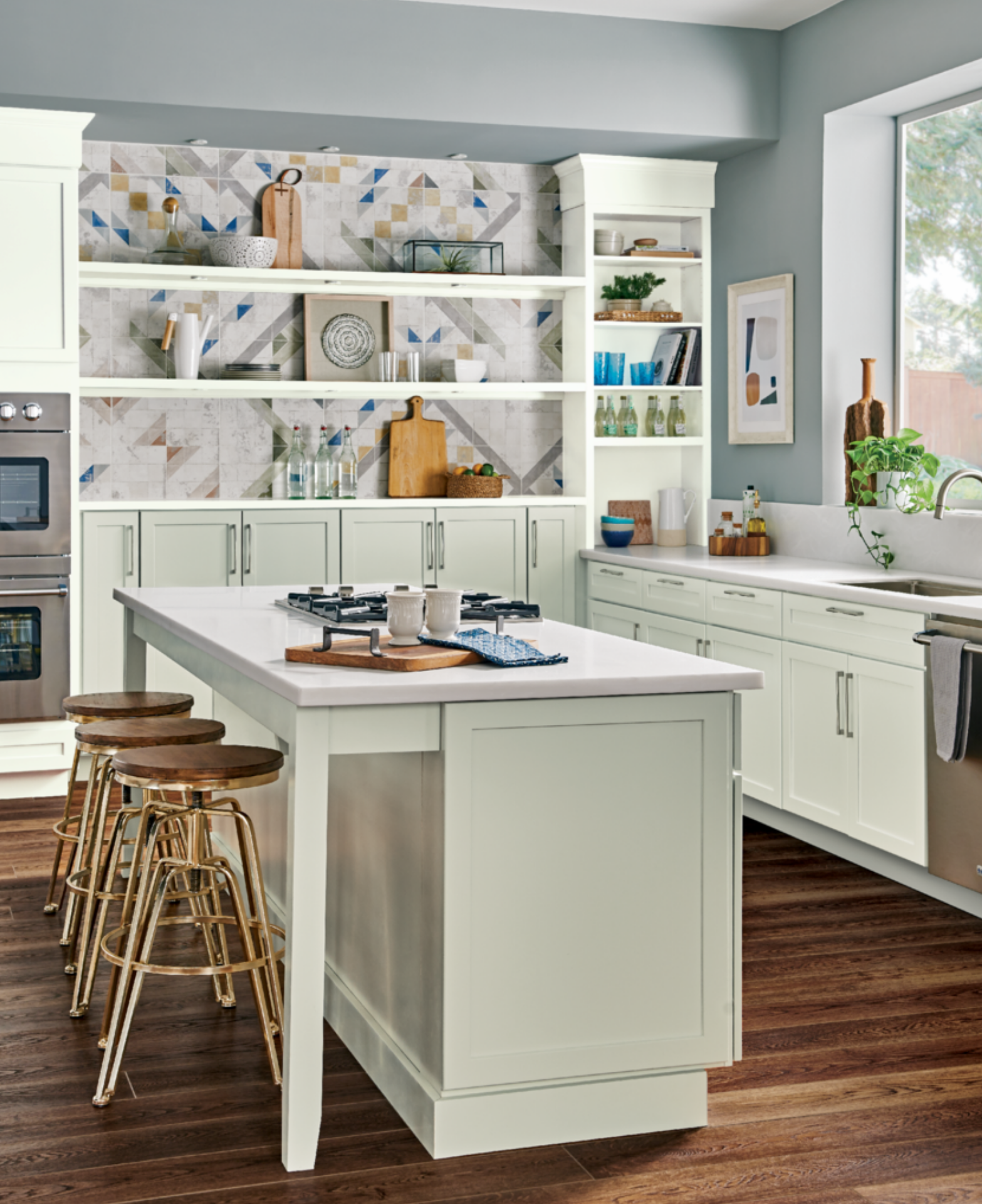 Merillat Classic Mist In 2020 Kitchen Design Buy Cabinets Cabinetry