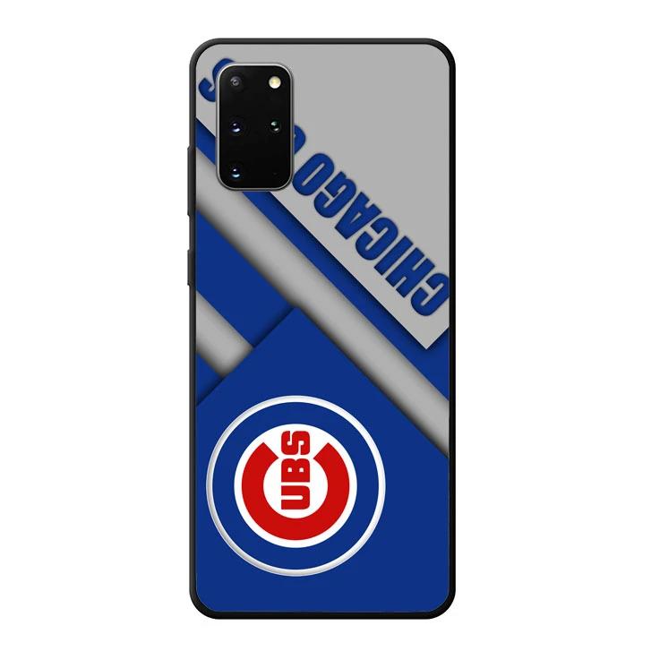 Chicago Cubs Wallpaper X9323 Samsung Galaxy S20 Plus Case In 2020 Chicago Cubs Wallpaper Samsung Galaxy Cubs Wallpaper