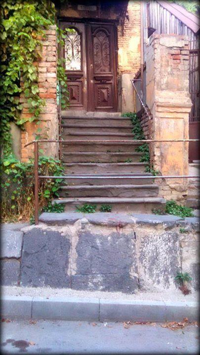 Tbilisi by Shalva Areshidze