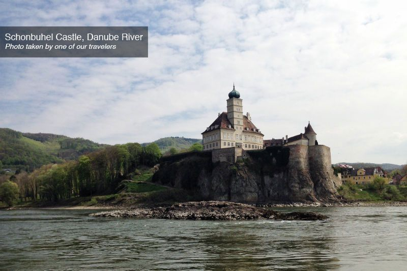 Are Escorted europe castle tours