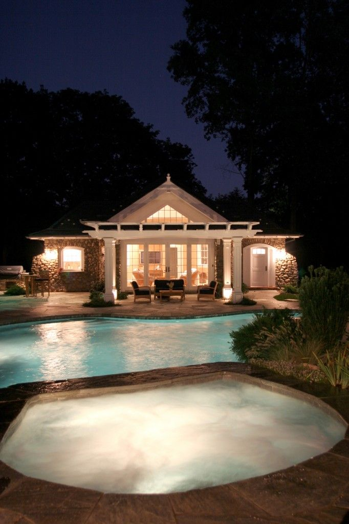 Pool House Mb Darien Ct My House Is Gonna Be Strange
