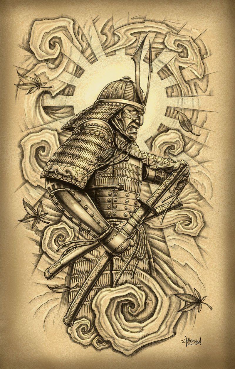 Dessins de tatouages site de photostatouages mod les et photos de tatouages samoura - Modele de tatouage ...