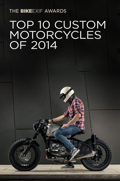 The Top 10 Custom Motorcycles Of 2014 Motos Personalizadas