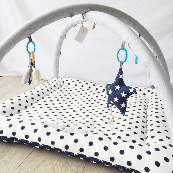 Design Your Perfect Baby Play Mat With Stina S Style