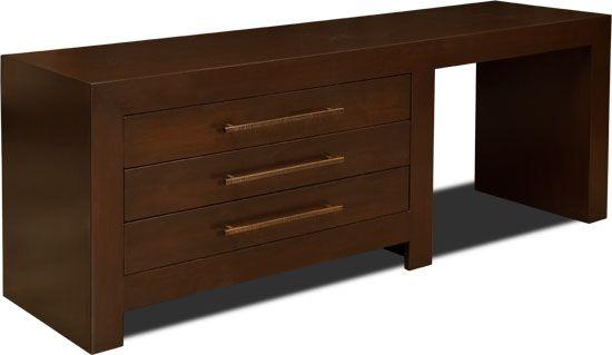 Beautiful Dresser  Desk Combo Reinaldo Dresser Desk I