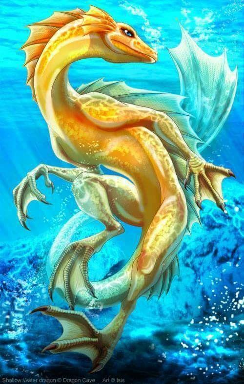 Water creature