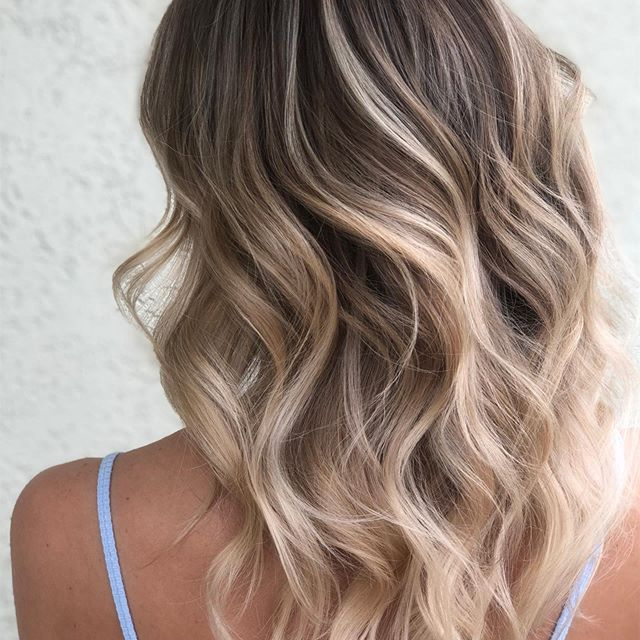 Hand Painted Hair Balayage Platinum Blonde By Yourfavestylist Allison Blonde Balayage Balayage Hair Blonde Painted Hair Balayage