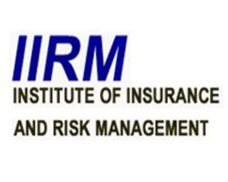 Iirm Notified Admission In International Pg Diploma Programme Risk Management Admissions Diploma