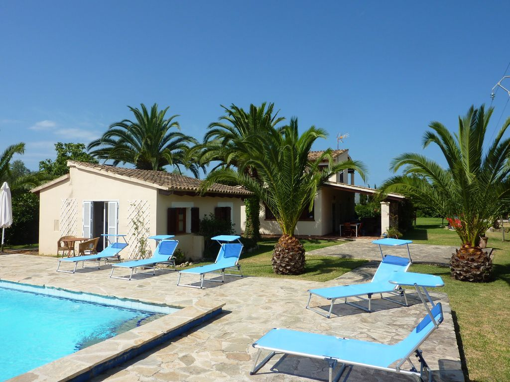 Geiler Spaß auf Mallorca am Pool