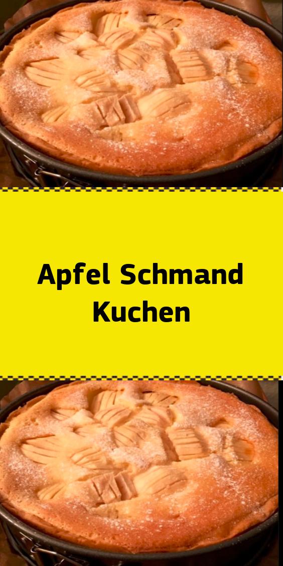 Apfel Schmand Kuchen Apfel Schmand Kuchen Rezepte Kuchen