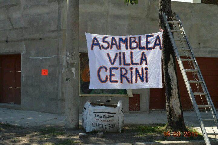 Mi barrio contra la tala de arboles iniciada por Autopistas del Sol, Ciudad de Buenos Aires.