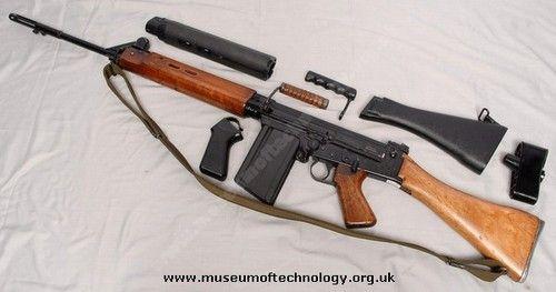Pin by RAE Industries on FN FAL | Fal rifle, Guns, Firearms