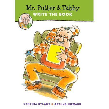 Mr Putter Tabby Write The Book Books For Kids Pinterest