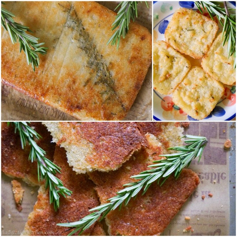 Paleo AIP Cassava Bread made with grated cassava for a