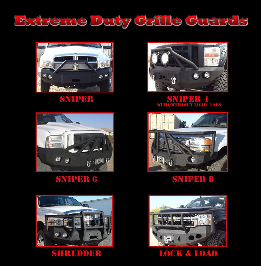 Iron Bull Bumpers Extreme Duty Grille Guards Led Light Bars Led Lights Bumpers