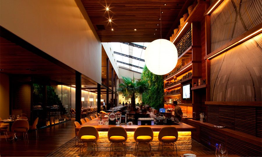 Arquitetura: os 10 restaurantes mais incríveis do mundo - Casa