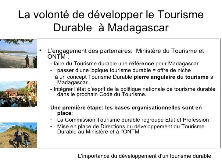 Développer Le Tourisme À Madagascar Pour Préserver Sa Biodiversité by Hôtel*** Restaurant gourmand Coco Lodge Majunga À vrai dire, préserver la biodiversit