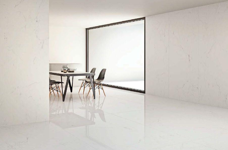 2 4m x 1 2m and 1 2m x 1 2m Italian porcelain slabs, 6mm
