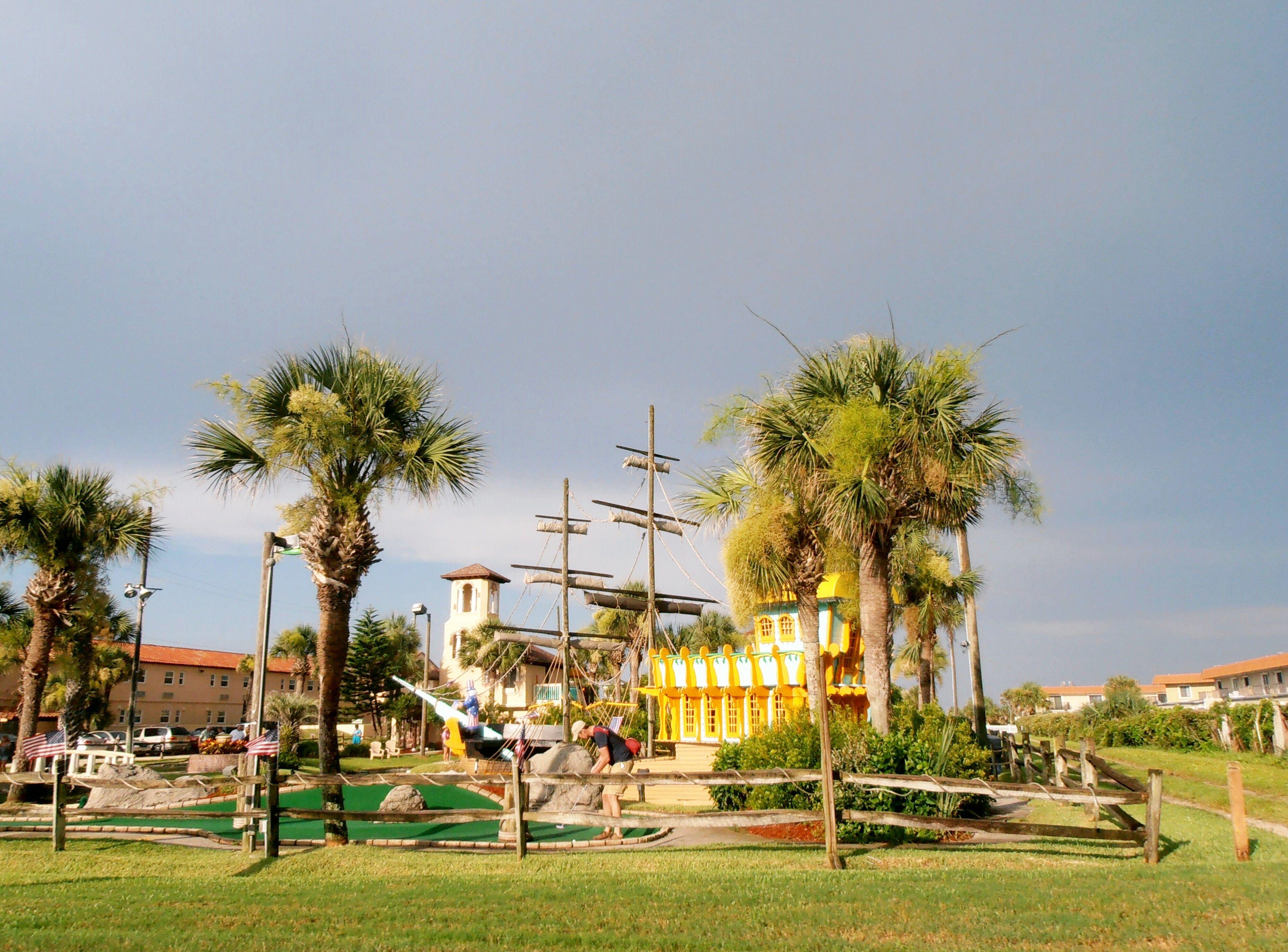 La Fiesta Ocean Suites St Augustine Beach Florida
