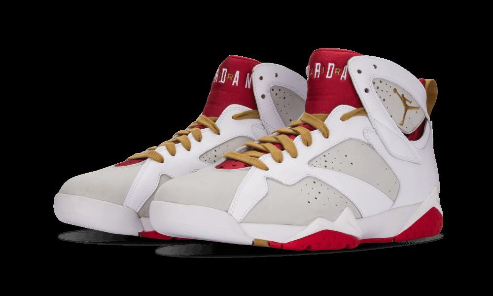 3d81be52392fab Air Jordan 7 YOTR Air Jordan 7 Hare - Sneaker Bar Detroit