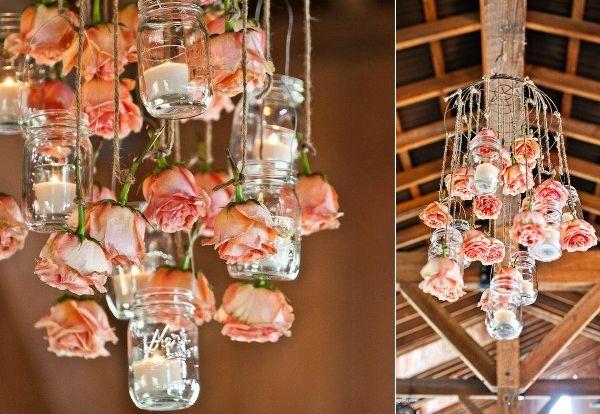 H Ngende Deko Der Neue Trend Bei Den Hochzeiten