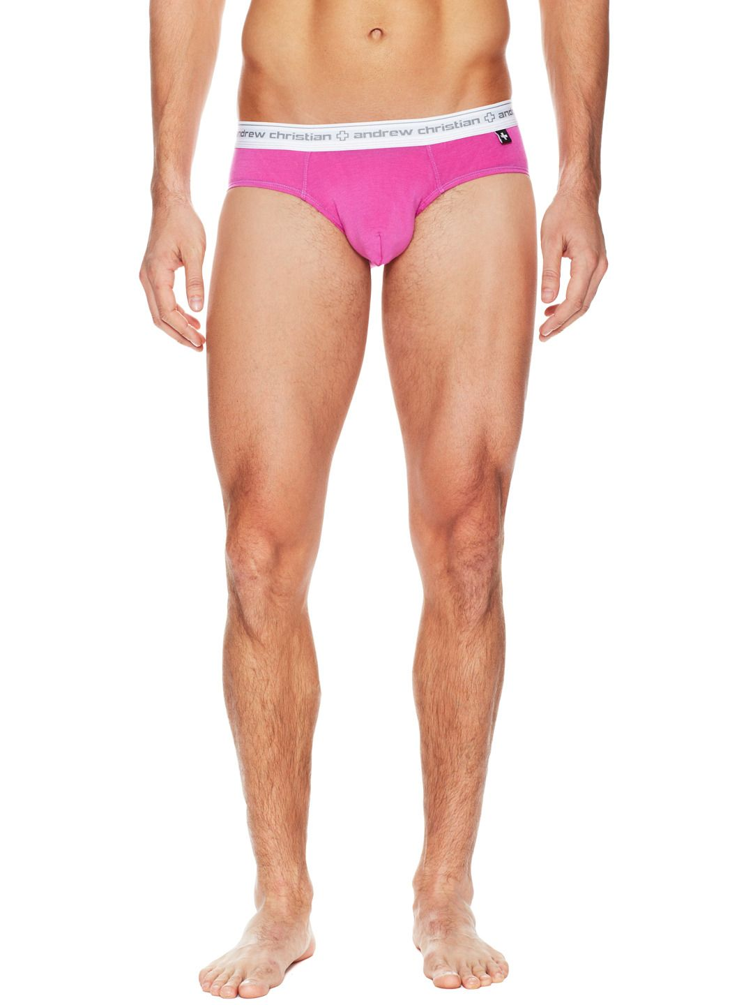 Mens Almost Naked Retro Mesh Brief, Sexy Mens Lingerie