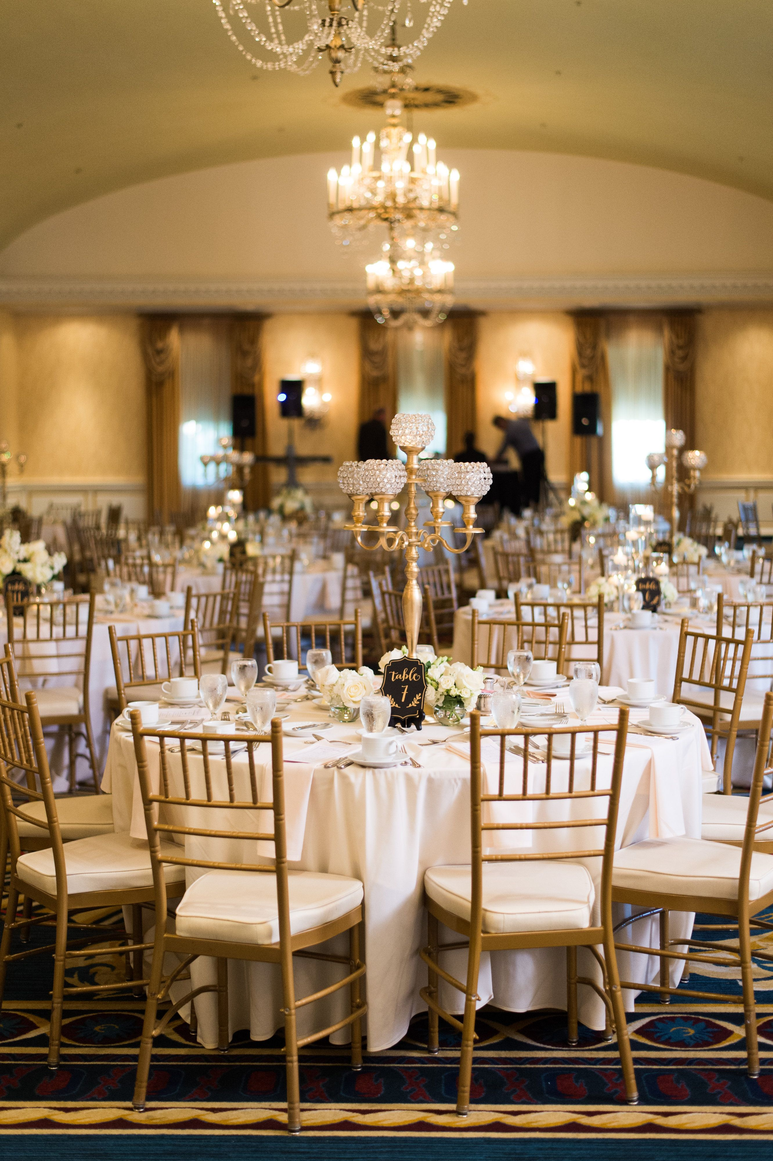 The Alexandria Ballroom Dearborn Inn Marriott Http Www Justinandmaryweddings