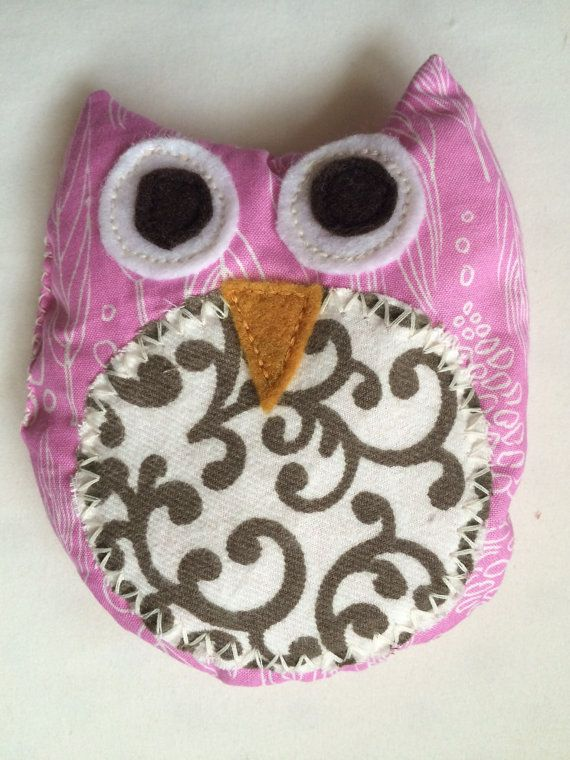 Owl Rice Pack Hot Cold