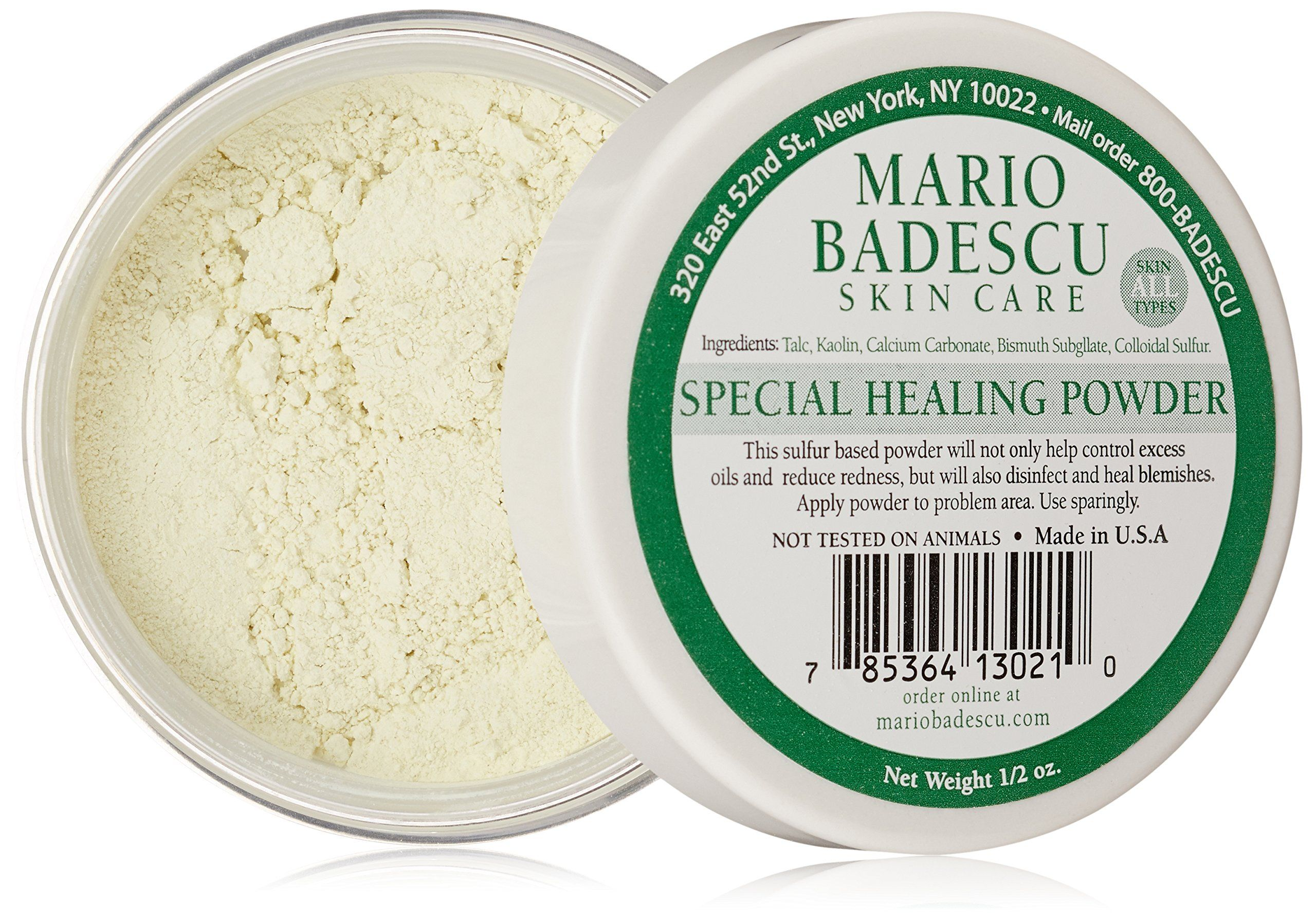 Mario Badescu Special Healing Powder 0 5 Oz For More Information Visit Image Link This Is An Aff Mario Badescu Redness Reducer Cheap Skin Care Products