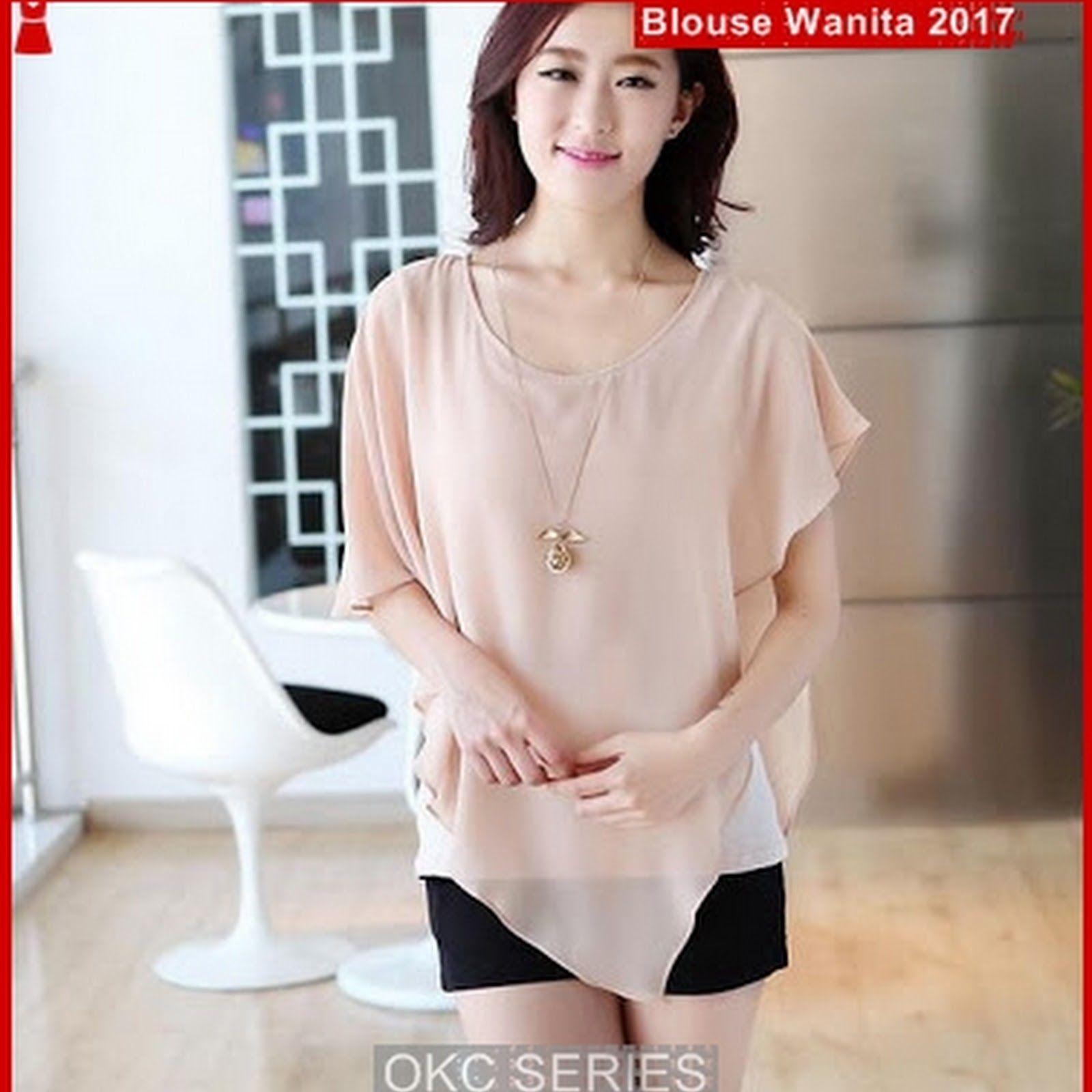 Atasan Wanita Terbaru Model d3ock blouse keren angel lapis kaos BMGShop